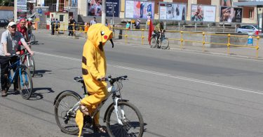 костюмированный велопарад Смоленск