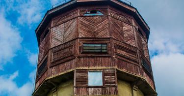 водонапорная башня Рославль