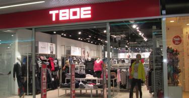 в трц макси открылся магазин одежды тове