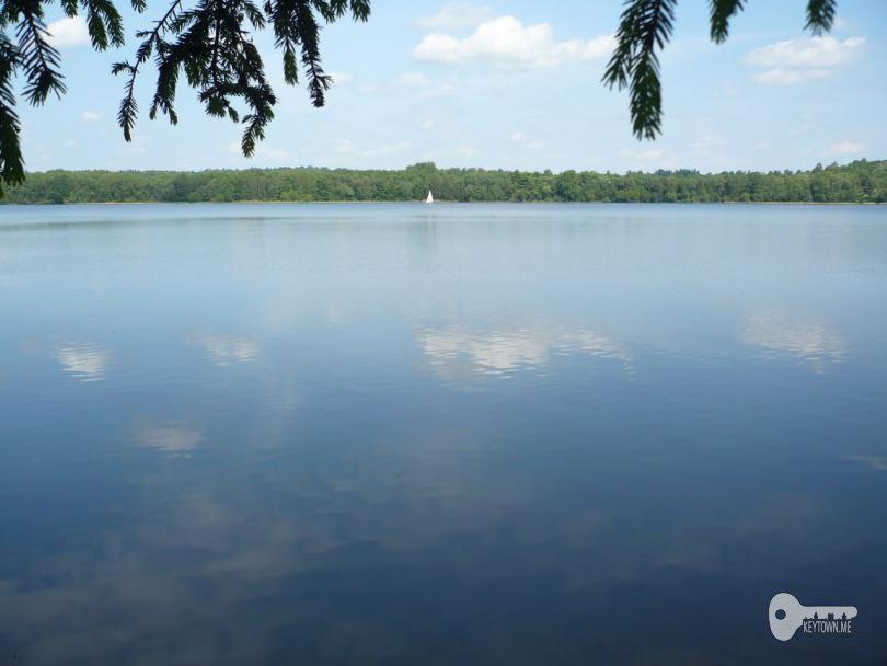 Баклановское озеро, Смоленское Поозерье
