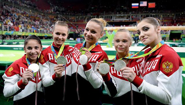олимпийские игры 2016, гимнастки Смоленск