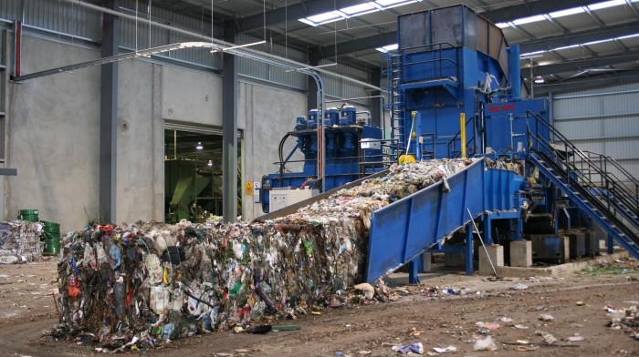 мусороперерабатывающий мини-комплекс