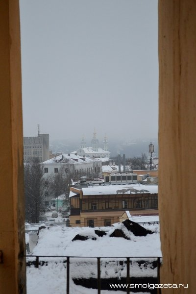 гостиница смоленск арбитражный суд до реставрации