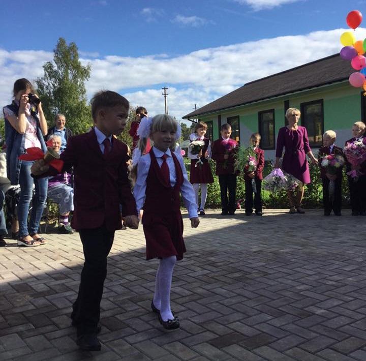 В деревне Мольгино Смоленской области открылась уникальная школа