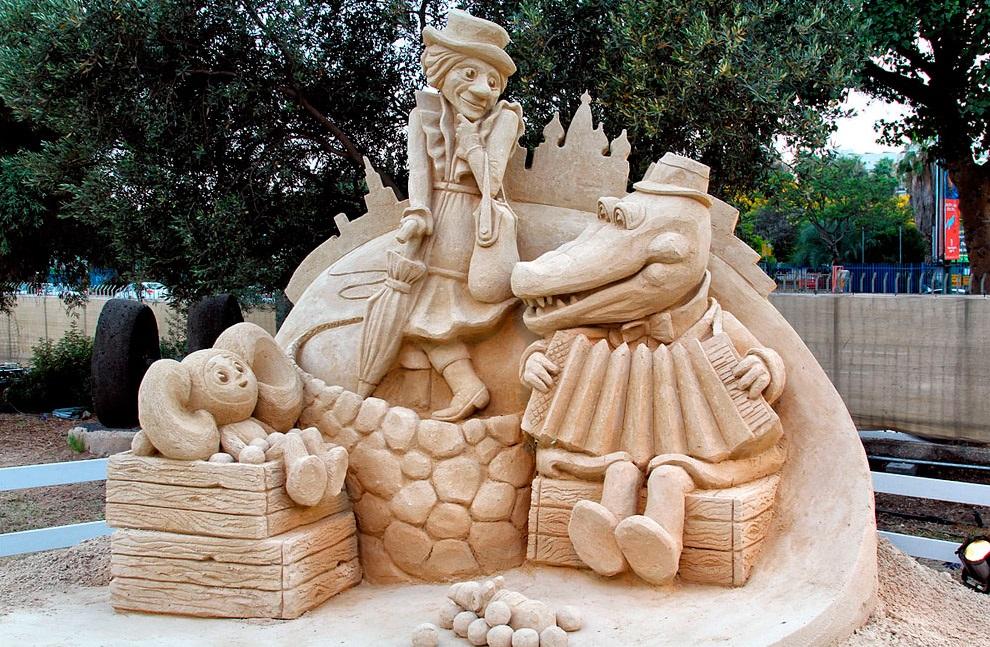 фестиваль монументальной скульптуры