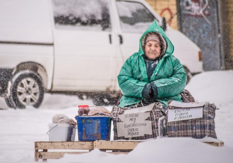 Фотоконкурс город и люди
