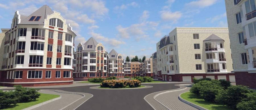 В Смоленске началась строительство многоквартирных жилых домов в Красном бору