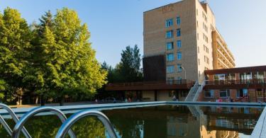 Санаторий имени Пржевальского продают за 300 млн рублей
