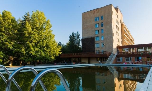 Дом отдыха имени Пржевальского вСмоленской области выставлен на реализацию