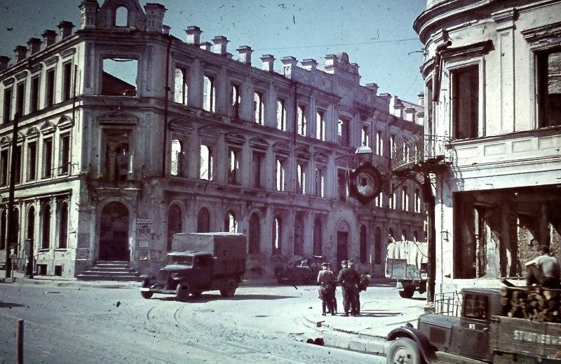 Часы на большой советской в смоленске