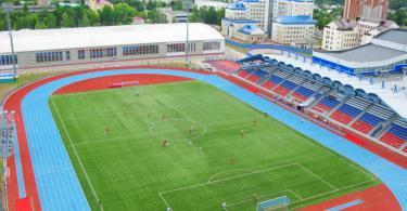 смоленск может принять чемпионат россии по легкой атлетики-2017