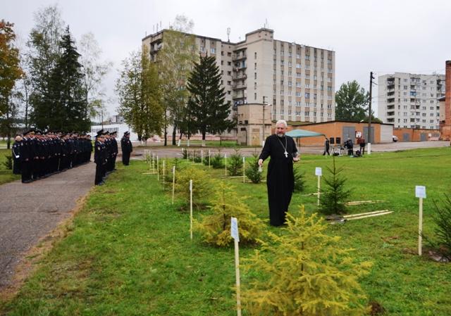 УМВД по Смоленской области лес победы