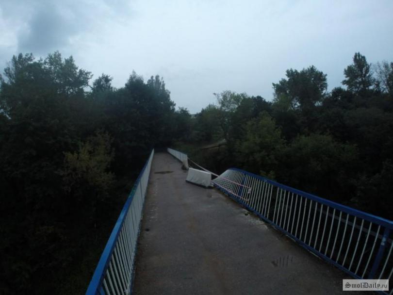 чёртов ров мост овраг поповка