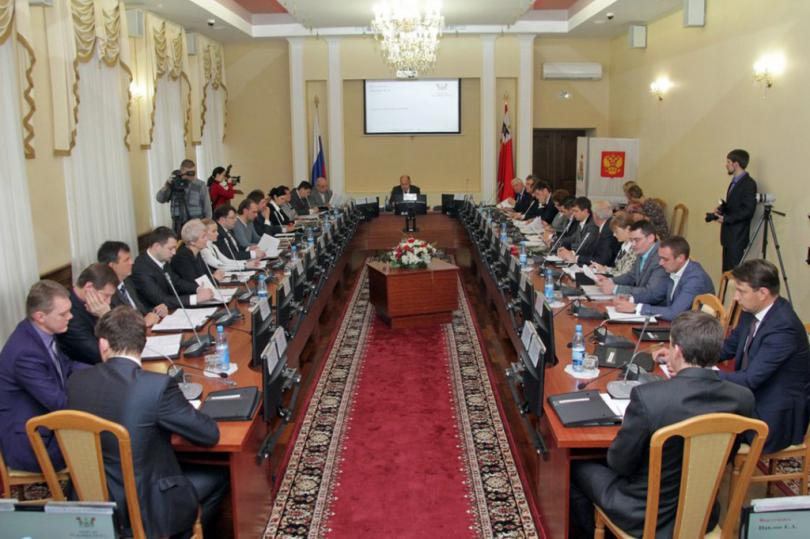 смоленский городской совет, смолсовет