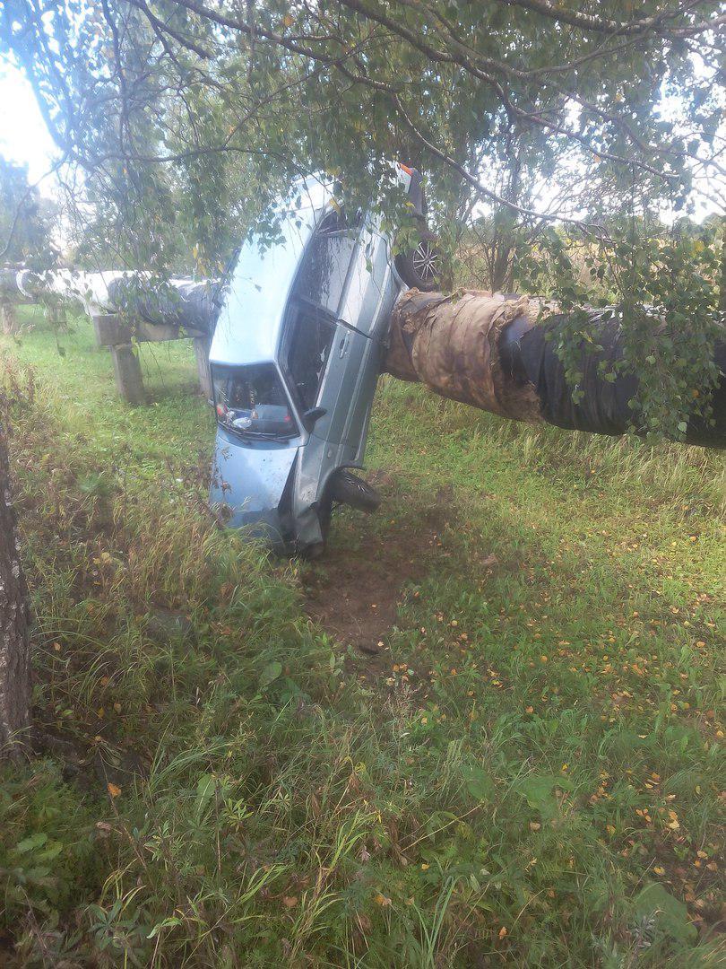 Дорогобуж Вехнеднепровский авария ВАЗ