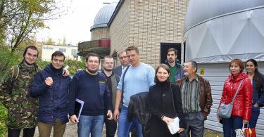 лекция Вадима Черноброва в Смоленске