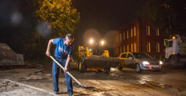 уборка улиц смоленска