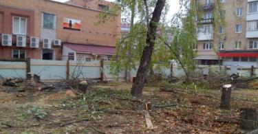 сквер ул. Фрунзе Смоленск