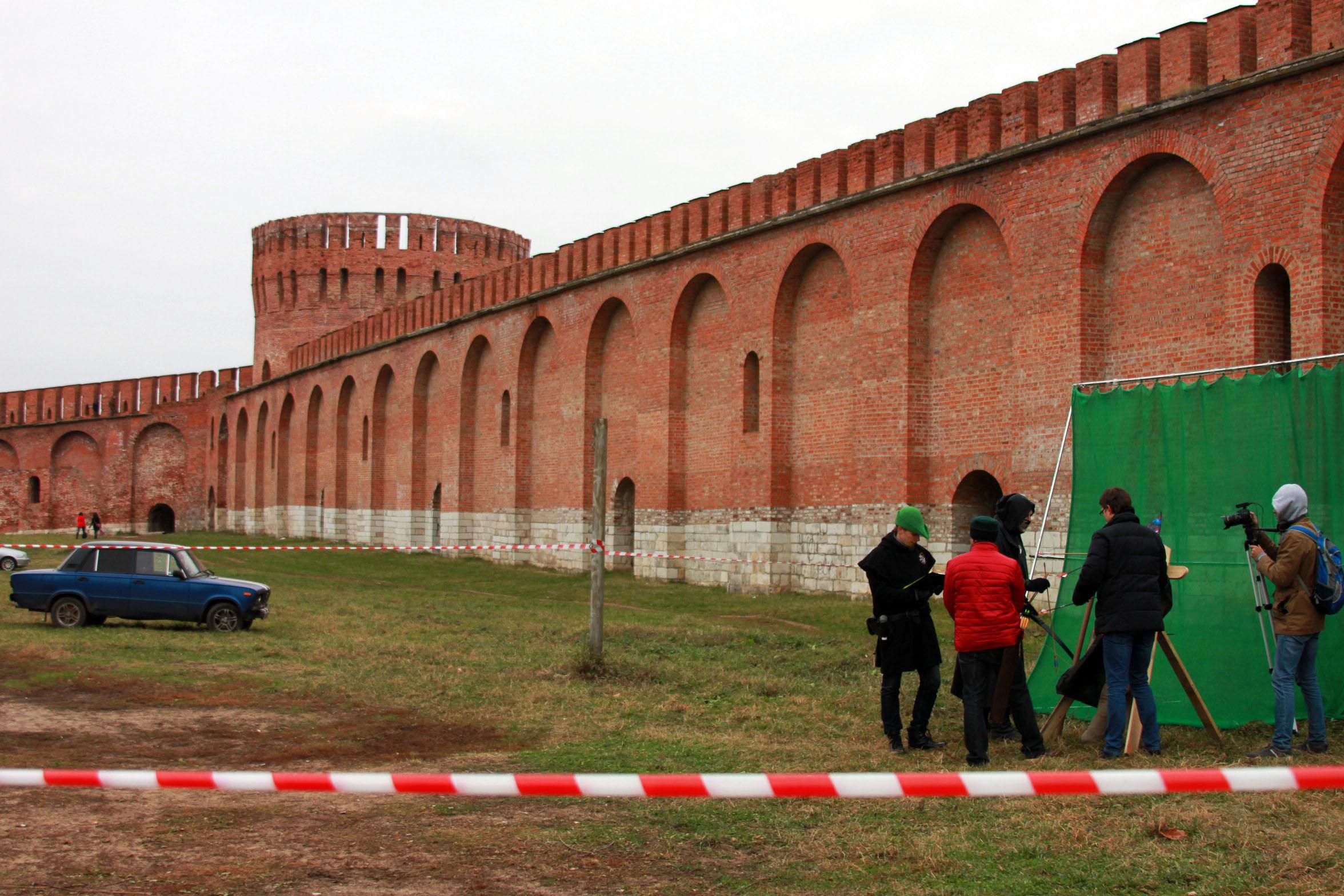 В Смоленске прошел Осенний Открытый Смоленский лучный турнир 2016