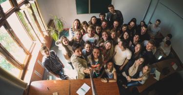 конкурс студентов селфи