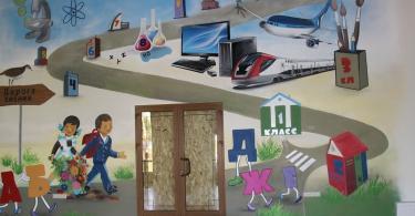 Школа-интернат «Мольгино»
