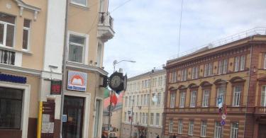 часы на большой советской в смоленске отремонтируют