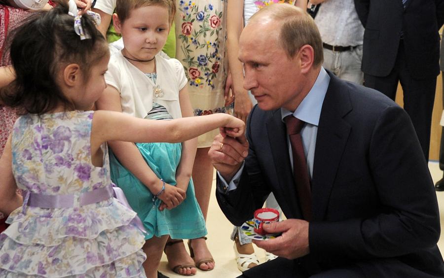 Дочь Путина Катерина Тихонова 8 фото