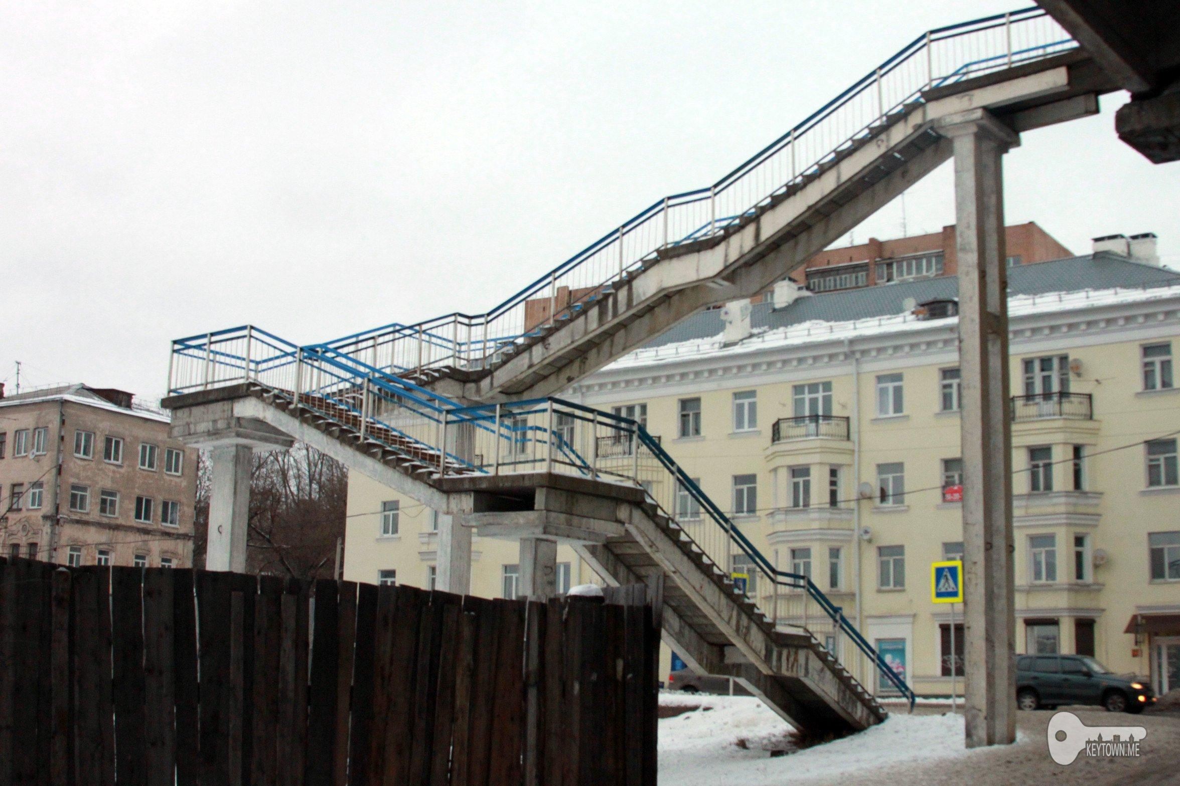 Ремонт Беляевского путепровода в Смоленске