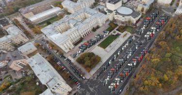 в смоленске планируют открыть парковку на улице ленина
