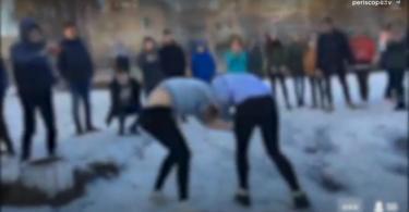 драка школьниц Десногорск