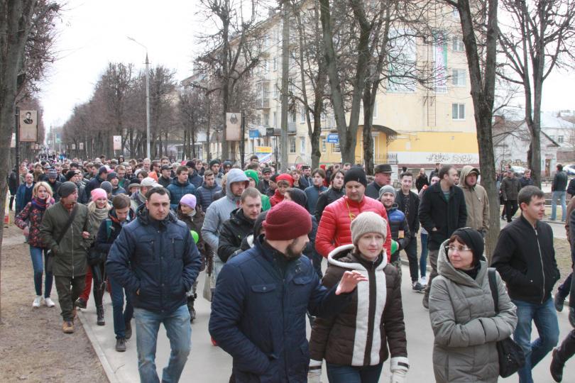 Специалисты связали митинги снизкой явкой навыборах
