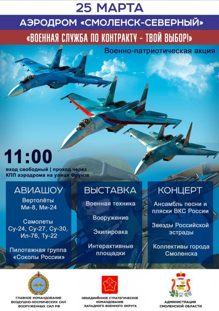 военно-патриотическая акция соколы россии