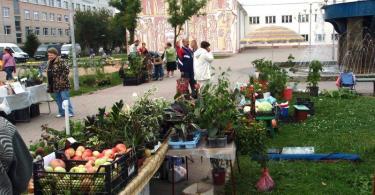 сельхозярмарка в дк шарм в смоленске