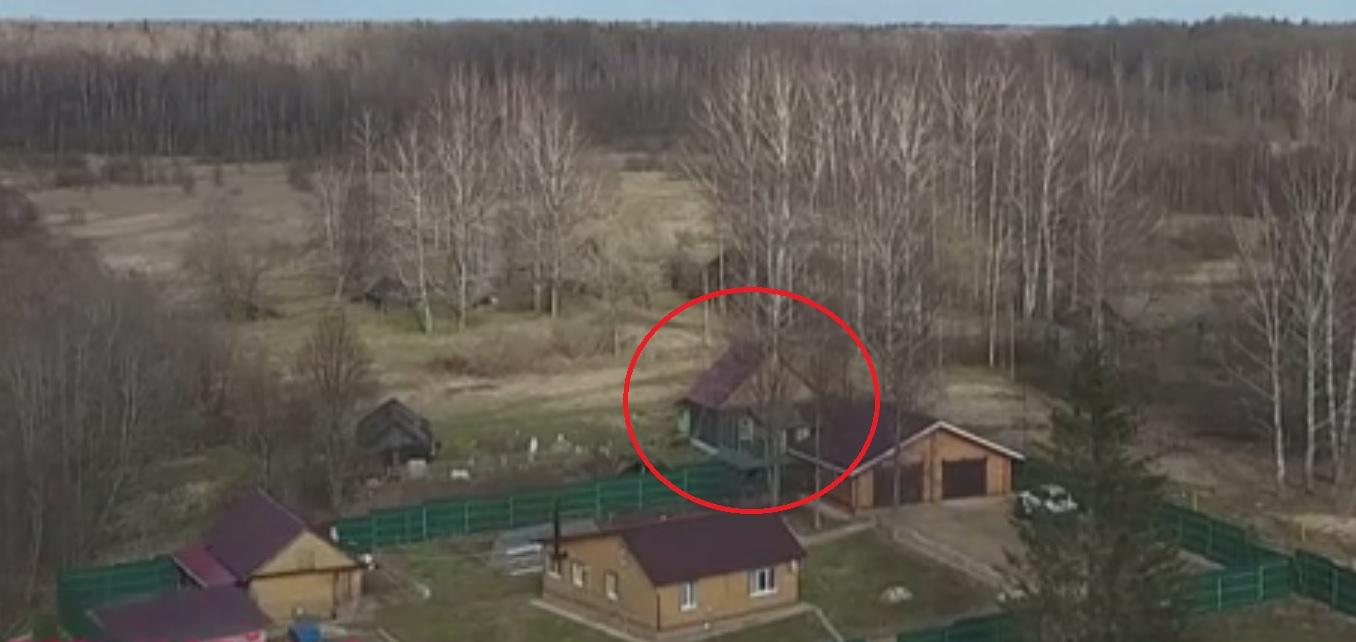 По словам Неверова именно в этом доме жил его племянник