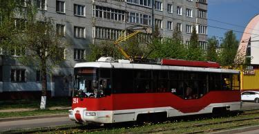 аренда трамвая в смоленске
