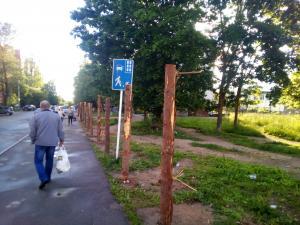 точечная застройка в Смоленске