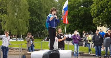 Георгий Матвеев
