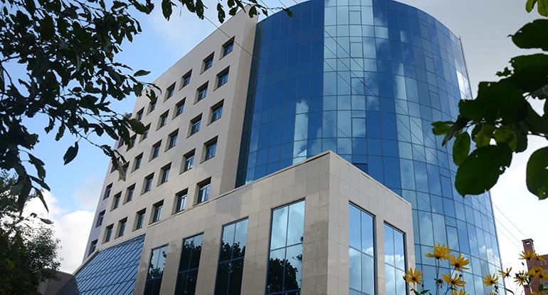 бизнес-центр на Тенишевой 15