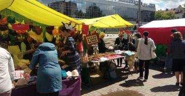 рынок в центре Смоленска