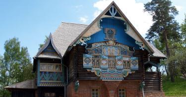 Теремок в Талашкино