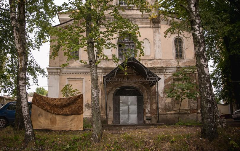 Церковь-общежитие Реввоенсовета