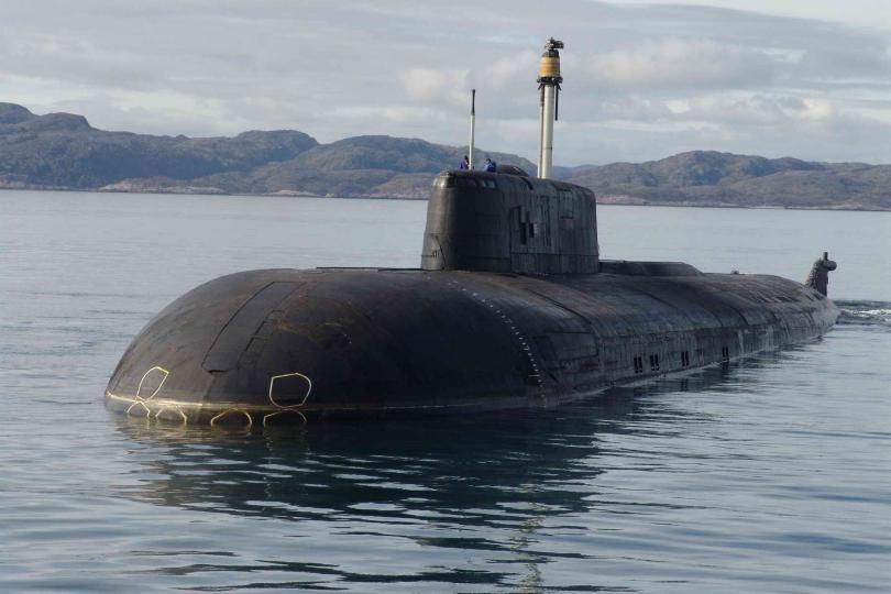 подводный крейсер Смоленск