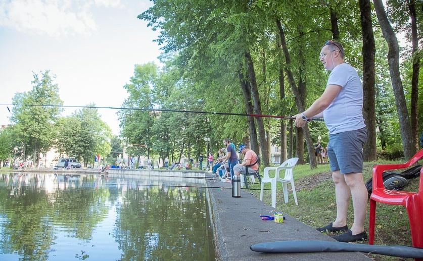 белгород соревнования по рыбной ловле