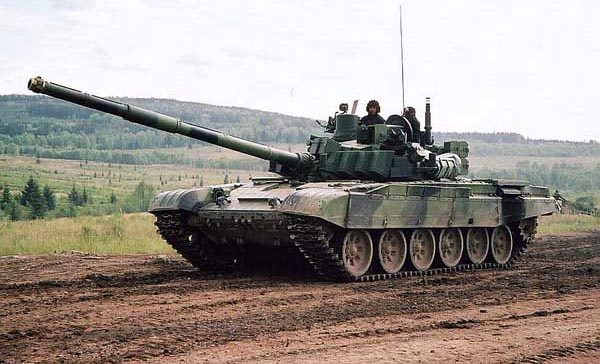 танк Т-72