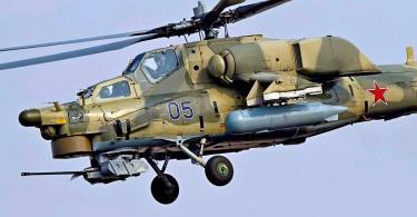 вертолет Ночной охотник
