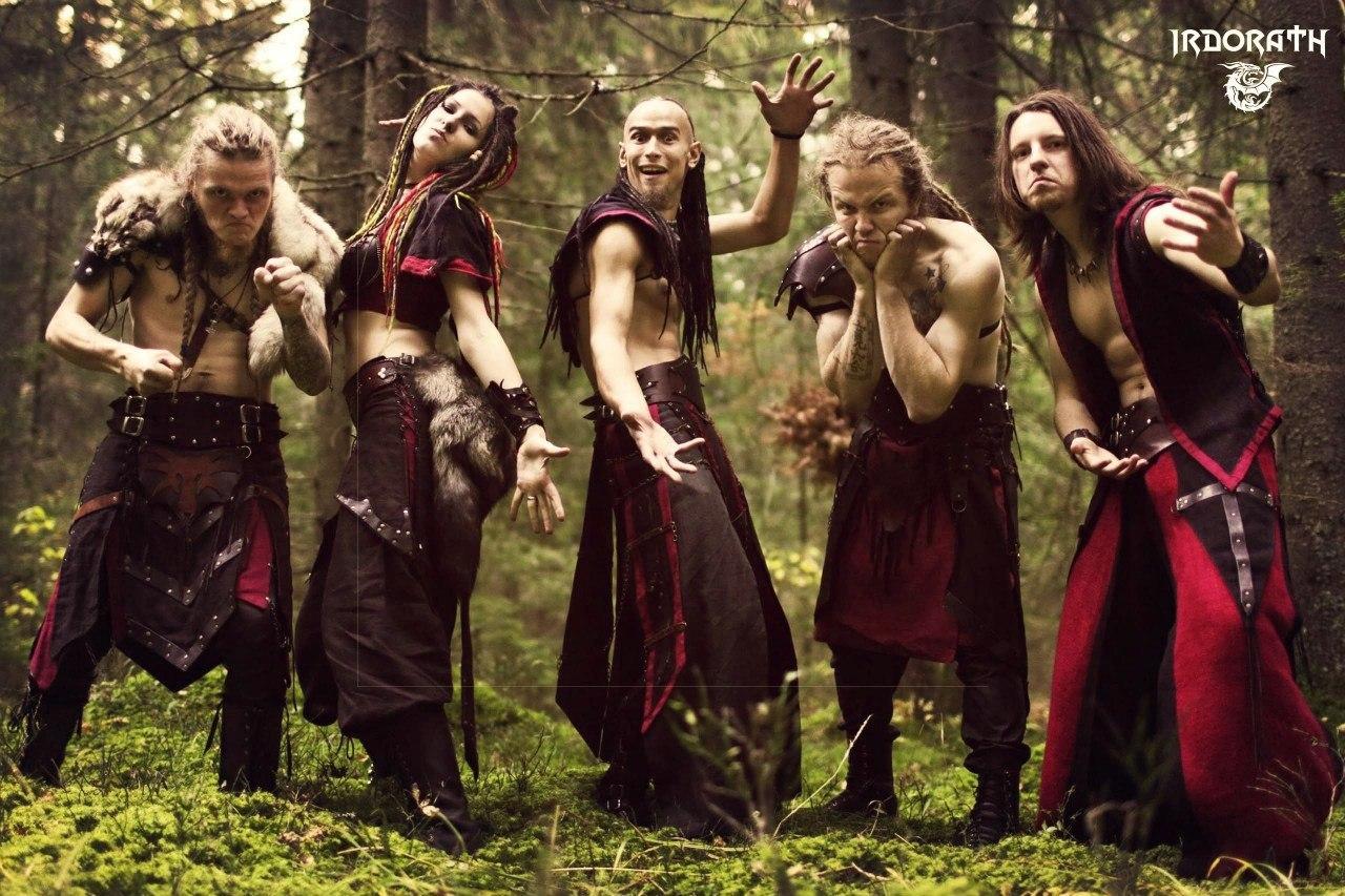 группа Irdorath