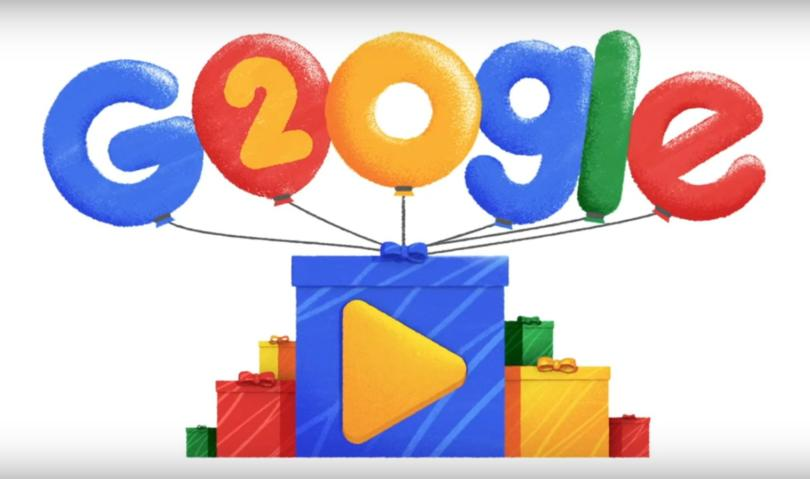Картинки по запросу 1998 День рождения поисковой системы Google